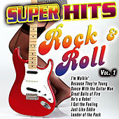 Super Hits Rock & Roll Vol. 1 de Various Artists
