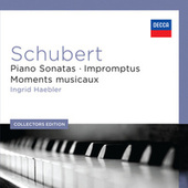 Schubert: The Piano Sonatas von Ingrid Haebler