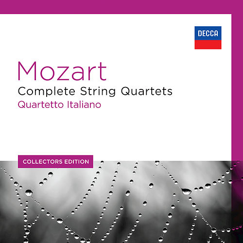 Mozart: The String Quartets by Quartetto Italiano