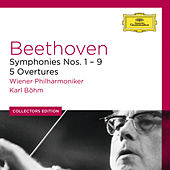 Beethoven: Symphonies Nos.1 - 9; 5 Overtures by Various Artists