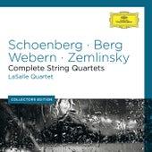 Schoenberg / Webern / Berg / Zemlinsky / Apostel: Complete String Quartets by Various Artists