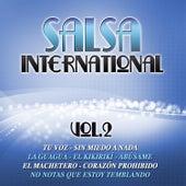 Salsa Internacional Vol. 2 by Various Artists