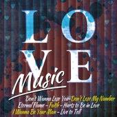 Love Music de Various Artists