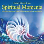 Spiritual Moments: Sacred Music for Contemplation by Gomer Edwin Evans