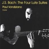 J.S.Bach: The Four Lute Suites by Paul Vondiziano