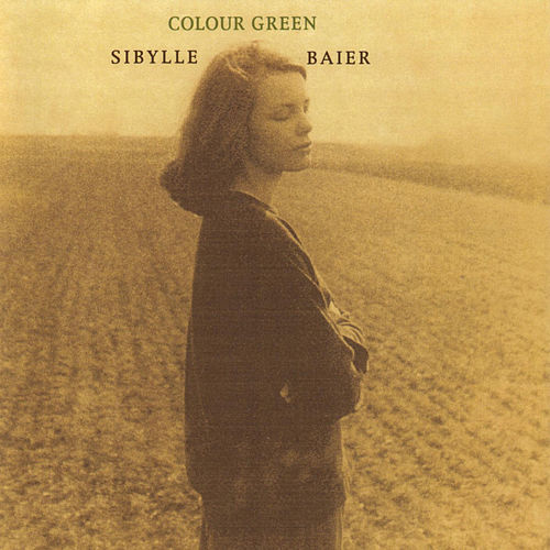 Colour Green by Sibylle Baier