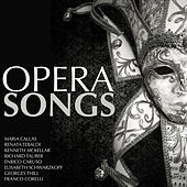 Opera Songs de Various Artists