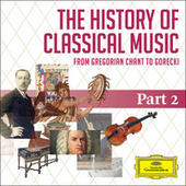 The History Of Classical Music - Part 2 - From Haydn To Paganini de Various Artists