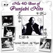 His 40 Best of Punjabi Hits Nusrat Fateh Ali Khan by Nusrat Fateh Ali Khan