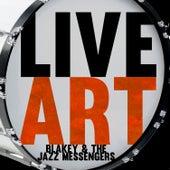 Live Art de Art Blakey