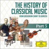 The History Of Classical Music - Part 5 - From Sibelius To Górecki von Various Artists
