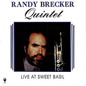 Live At Sweet Basil de Randy Brecker