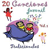20 Canciones Juvenil Tradicionales Vol. 1 by Orquesta International de Ninos