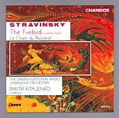 Stravinsky: The Firebird di Danish National Symphony Orchestra
