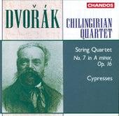Dvořák: String Quartet No. 7 in A minor, Op. 16 & Cypresses by Chilingirian String Quartet