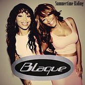 Summertime Riding by Blaque