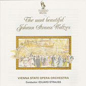 The Most Beautiful Johann Strauss Waltzes by Vienna State Opera Orchestra