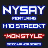 Mon style (92100% hip-hop series) von Nysay