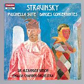 Stravinsky: Pulcinella Suite & Danses Concertantes by English Chamber Orchestra