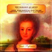 J.Haydn, L.Beethoven: String Quartets by Borodin String Quartet
