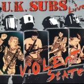 Violent State (Live) by U.K. Subs