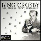 God Rest Ye Merry Gentlemen von Bing Crosby