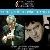 C.P.E. Bach, Boccherini & Handel: Baroque Concertos by Various Artists