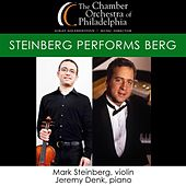 Steinberg Performs Berg von Various Artists