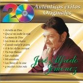 20 Auténticos Éxitos Originales - José Alfredo Jiménez, Vol. 2 by Jose Alfredo Jimenez