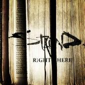 Right Here (U.K. Slimline) by Staind