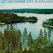 Live In Finland by Art Van Damme