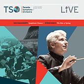 Rachmaninoff: Symphonic Dances / Stravinsky: The Rite of Spring von Toronto Symphony Orchestra