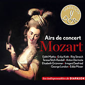Mozart: Airs de concert (Les indispensables de Diapason) by Various Artists