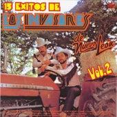 15 Exitos Volumen 2 de Los Invasores De Nuevo Leon