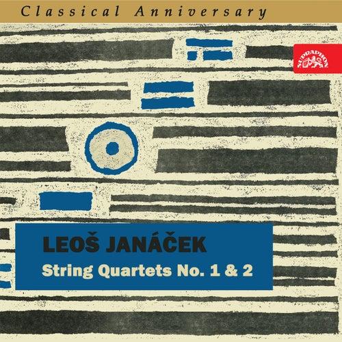 Janáček: String Quartets No. 1 and 2 - Classical Anniversary by Smetana Quartet