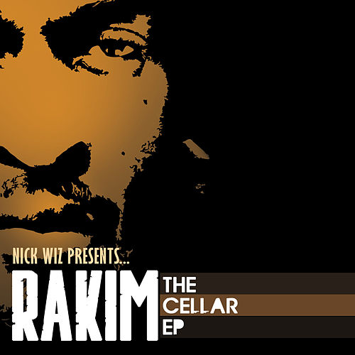 The Cellar EP by Rakim