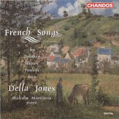 French Songs by Della Jones