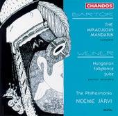 Bartok: The Miraculous Mandarin - Weiner: Hungarian Folk Dances Suite by Various Artists