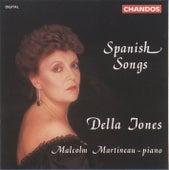 Spanish Songs de Della Jones