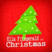 Ella Fitzgerald in Christmas by Ella Fitzgerald