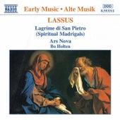 Lagrime di San Pietro by Orlande de Lassus