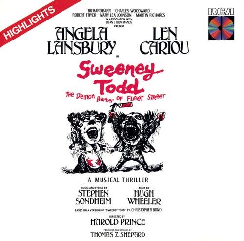 Sweeney Todd (Highlights) by Stephen Sondheim