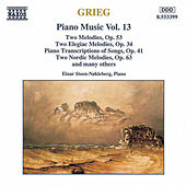 Grieg: Piano Transcriptions of Songs, Op. 41 / Nordic Melodies, Op. 63 de Edvard Grieg