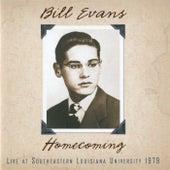 Homecoming von Bill Evans
