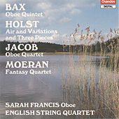English Music for Oboe & String Quartet by Sarah Francis