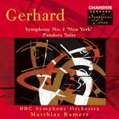 Gerhard: Symphony No. 4,