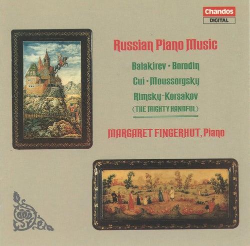 Russian Piano Music by Margaret Fingerhut