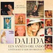 L'Intégrale Des Enregistrements Orlando de Dalida