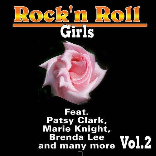 Rock 'N' Roll Girls Vol.2 de Various Artists