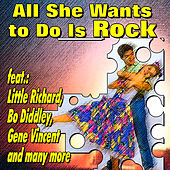 All She Wants to Do Is Rock de Various Artists